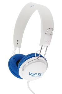 WeSC Tambourine Seasonal Headphones (white)