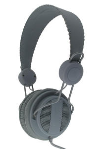 WeSC Oboe Solid Seasonal Headphones (smoked pearl)