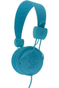 WeSC Matte Conga Headphones (mauritius blue)
