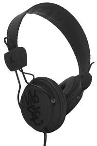 WeSC Matte Conga Headphones (black)