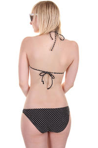 Volcom Simply Dot Bikini girls (black dot)