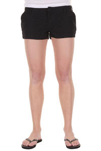 Volcom Frochikie Laced Shorts girls (black)