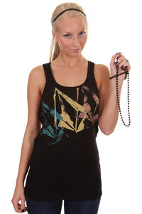 Volcom 2 in 1 Tank-Top girls (black)