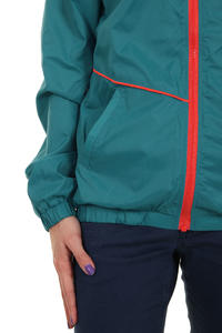 Volcom Not So Classic Windbreaker girls (vibrant turquoise)