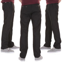Turbokolor Chino Hose Regular  (black)