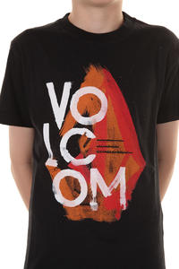 Volcom Yae T-Shirt kids (black)