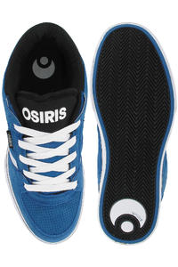 Osiris Chino Low Schuh (blue black white)