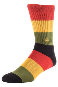 Stance Maytal Socks US 6-13  (rasta)