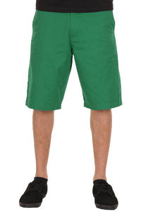 Volcom Frickin Art Solid Shorts (emerald green)