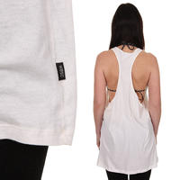 WeSC Billie Tank-Top girls (winter white)