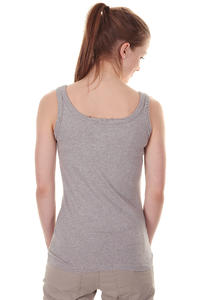 WeSC Overlay Tank-Top girls (grey melange)