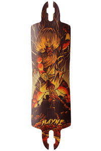 Rayne Small Drop Killswitch 35.25&quot; (89,5cm) Longboard Deck