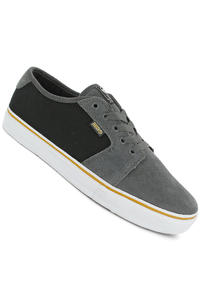 DVS Convict II Suede Shoe (grey black)