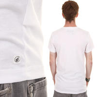 Volcom Fa Matt French Tall T-Shirt (white)