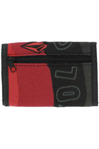 Volcom Full Stone 3F Cloth Geldbeutel (red)