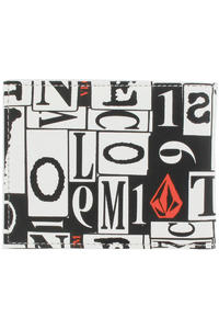Volcom Boldface Large Geldbeutel (fire red)