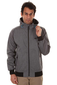 Iriedaily City Shield Jacke (salt n pepper)