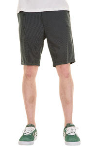 Iriedaily Golfer Plaid Shorts (black)