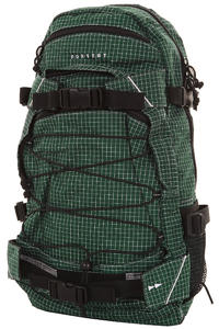 Forvert New Louis Backpack (small green checked)
