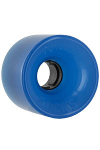 Tunnel Rocks 63mm 75A Rollen 4er Pack  (clear blue)