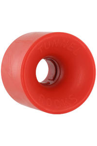 Tunnel Rocks 63mm 90A Rollen 4er Pack  (red)
