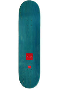 "Chocolate Iannucci Main Event 8.125"" Deck (red beige)"