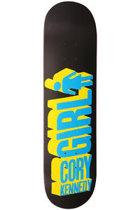 "Girl Kennedy Big Girl 3D 8"" Deck"