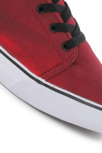 Dekline Santa Fe Bleach Schuh (red black)