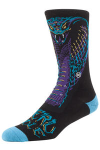 Stance Cobra Socks US 6-13  (black)