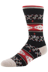 Stance Tatonka Socks US 6-13  (black)