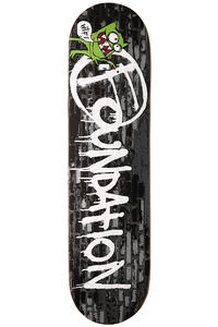 "Foundation W.T.F. Mark 8"" Deck (black)"