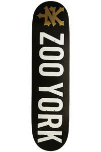 "Zoo York Photo Incentive 7.5"" Deck (black)"