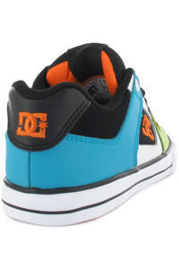 DC Pure Schuh kids (green black white)