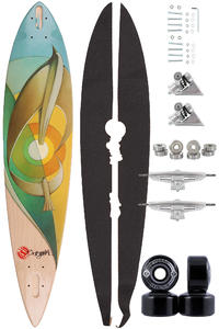 "Original Skateboards Pintail 37"" Longboard-Kit"