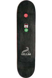 "Element Team Atomic 7.75"" Deck (black turquoise)"