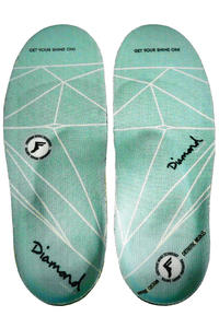 Footprint Diamond Life Gamechanger Orthotics Insole Einlegesohle