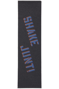 Shake Junt Stencil Logo Griptape (black blue orange)
