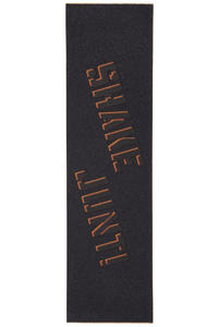 Shake Junt Stencil Logo Griptape (black brown orange)