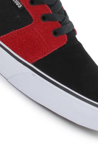 Etnies Barge LS Schuh (black grey red)