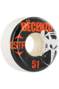 Bones STF-Decenzo-Rocker 51mm Wheel 4er Pack