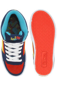 Etnies Alvar RVM Vulc SMU Schuh kids (blue white orange)