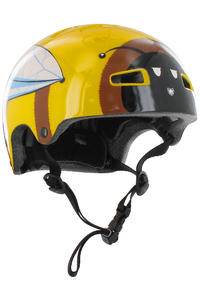TSG Nipper Mini Graphic Design Helm kids (bumblebee)