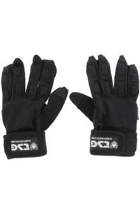 TSG Slider Gloves long  (black)