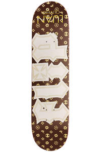 Flip Oliveira Monogramm 7.81&quot; Deck (brown)
