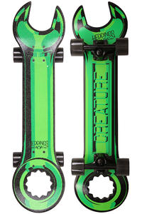 "Creature Wrench 5"" x 31.125"" Cruiser (green)"