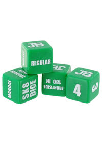 Sk8Dice Manual-Skate-Dice Toy (green)