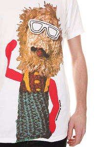 Almost Finger Puppet T-Shirt (white)