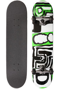 "Blind Hostage 7.75"" Complete-Board (neon green)"
