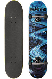 "Darkstar Death Trail 7.625"" Komplettboard (blue purple)"