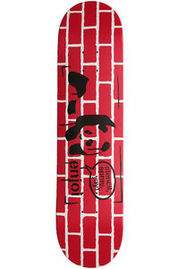 "Enjoi Street Art 7.75"" Deck (red)"